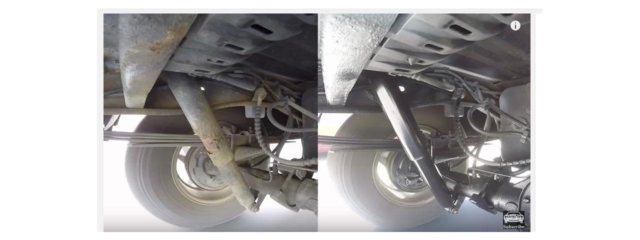 Zobacz jak działa zawieszenie samochodu